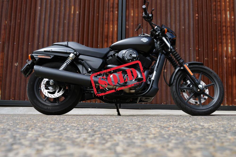 2014 Harley-Davidson Street 500 - $9,990