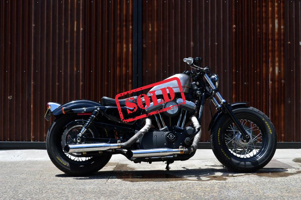 2011 Harley-Davidson Forty Eight - $14,950