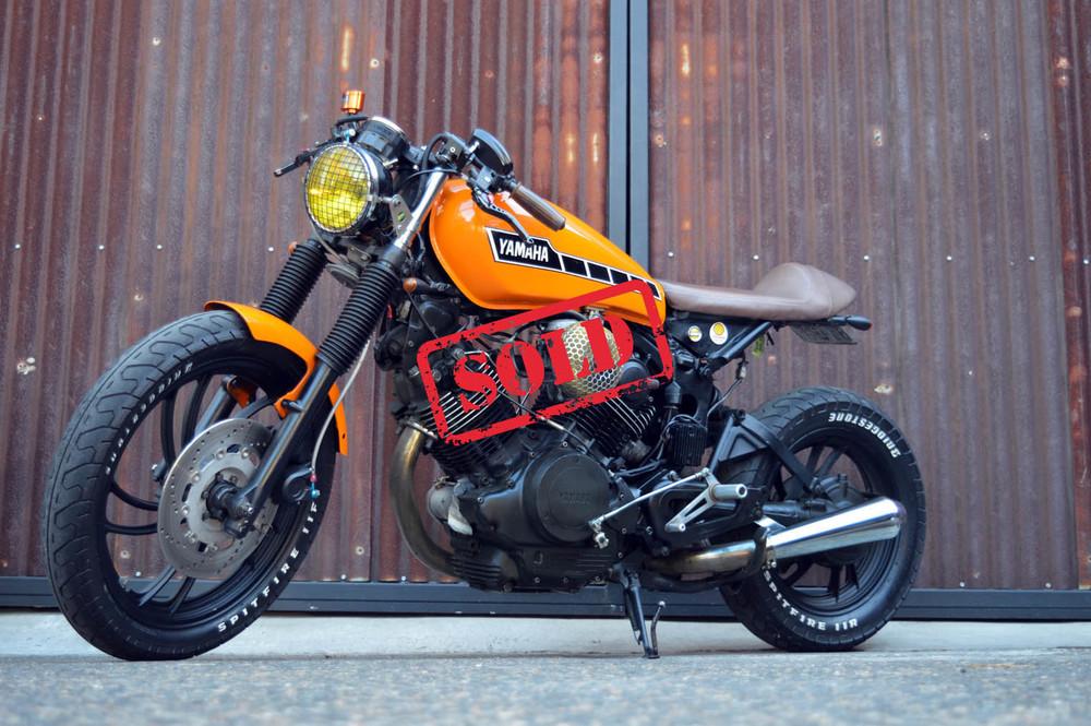1981 Yamaha XV750 - $10,500