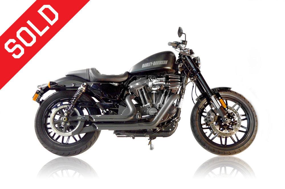 2016 Harley-Davidson Roadster 1200CX - $21,000