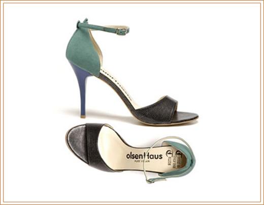 $138.60  Olsen Haus Vegan heels