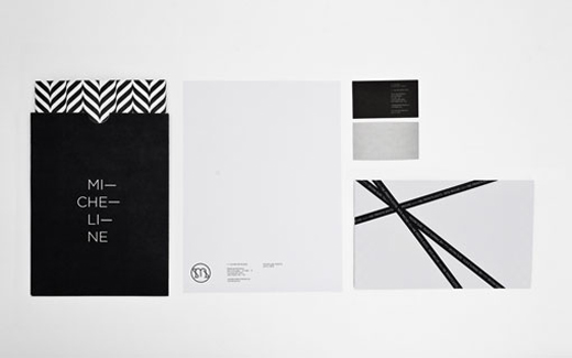 Micheline, a stationery boutique in Mexico :: via design work life