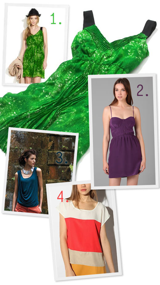 1. Madewell 2. Shopbop 3. Anthropologie 4. Urban Outfitters
