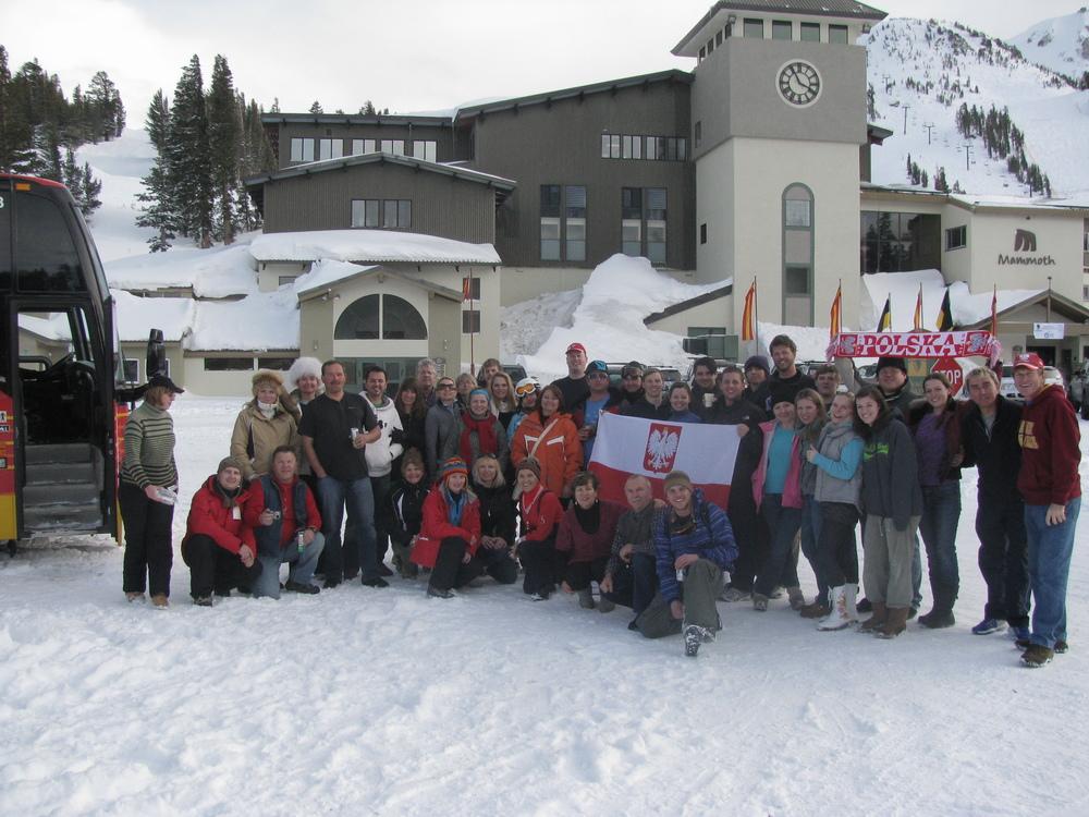 Mammoth Ski Trip 2011