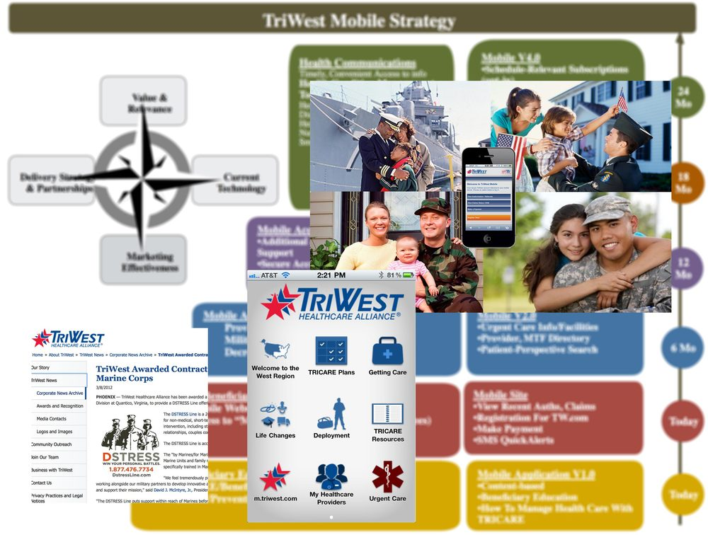 TriWest Healthcare Alliance - Mobile Strategy