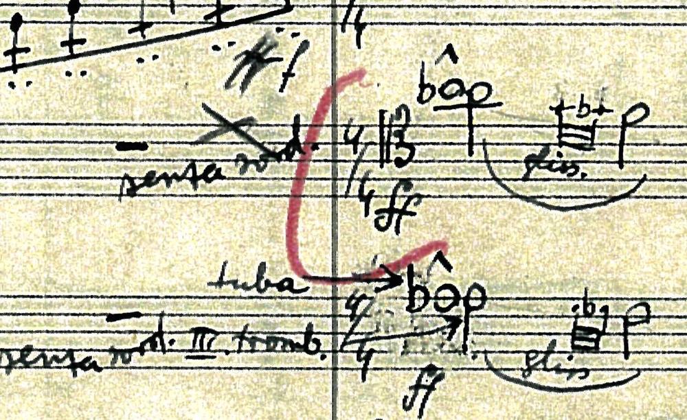 Cropped image of above, Courtesy of Peter Bartók, Bartók Estate