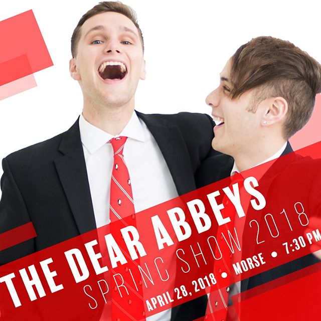 Sending our seniors off, so come see them give it their all ONE FINAL TIME, tonight at 7:30 #abbeyslive