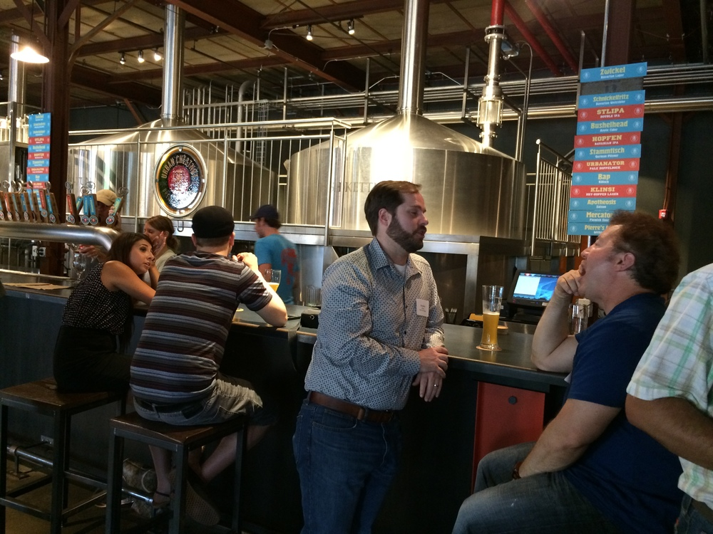 Spotlight Series Event at Urban Chestnut