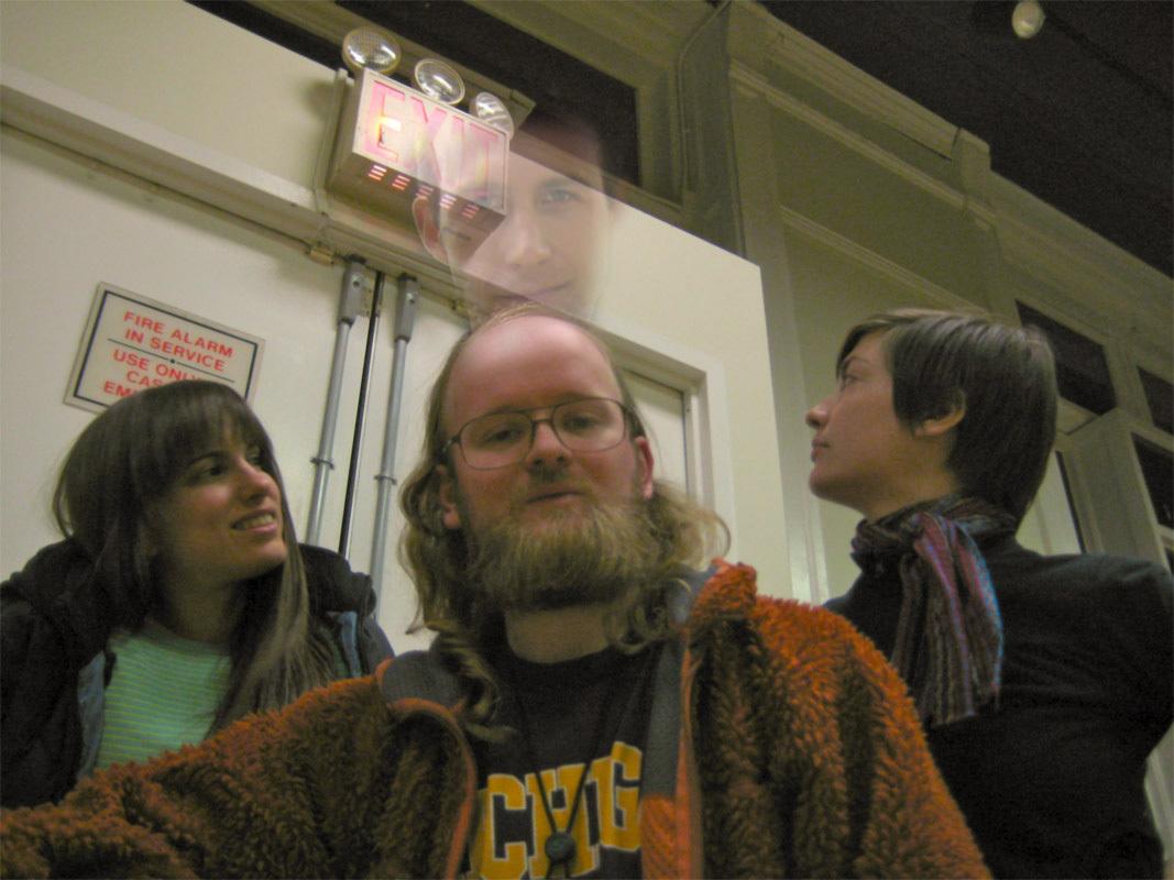 Jeff Larson, Milka Djordjevich, Chris Peck, Anna Sperber