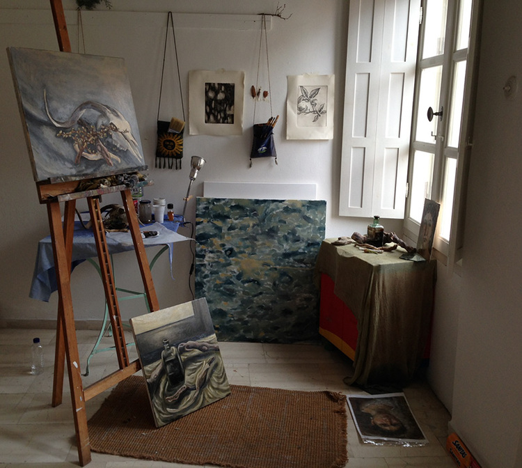 Front Painting Studio