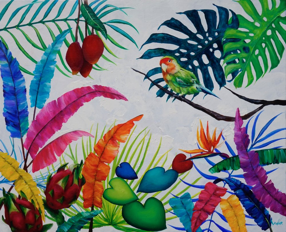 Tropical Life 10   ©StudioYUKO