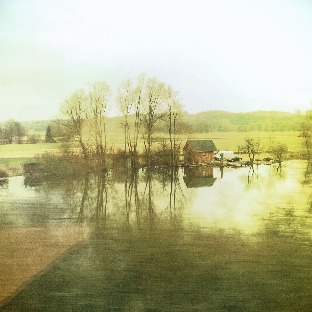 The House on Loon Lake /Haus am See, Germany 2011  ©   Miri Berlin Photography