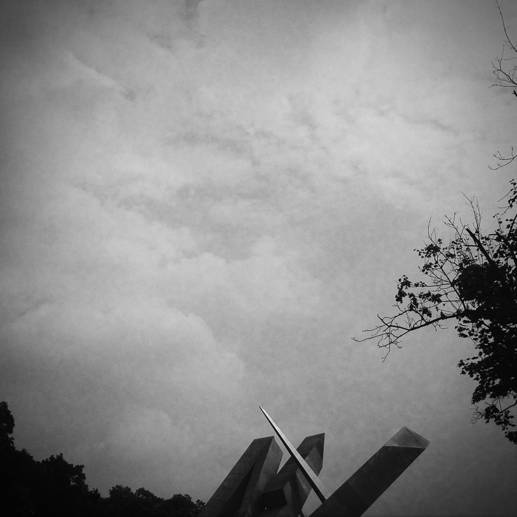 Poznan Army Monument #3, Poland, 2014 © Miri Berlin Photography