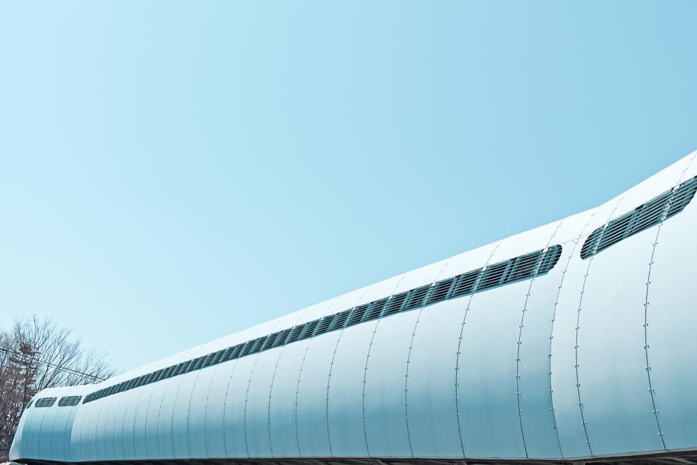 C'est ne pas un train, Urayasu, Japan 2013©Miri Berlin Photography