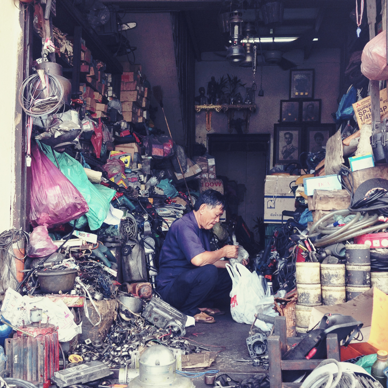 Bangkok 2014 © Miri Berlin Photography