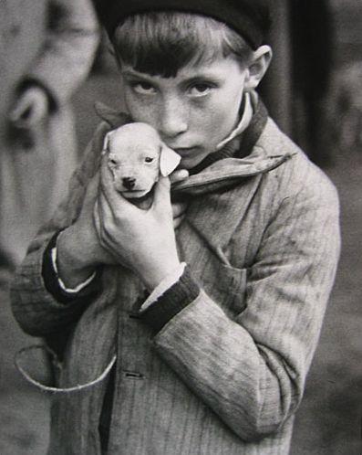 André Kertész Der kleine Hund Paris, 1928 Quelle: http://www.pinterest.com/pin/471048442248320695/