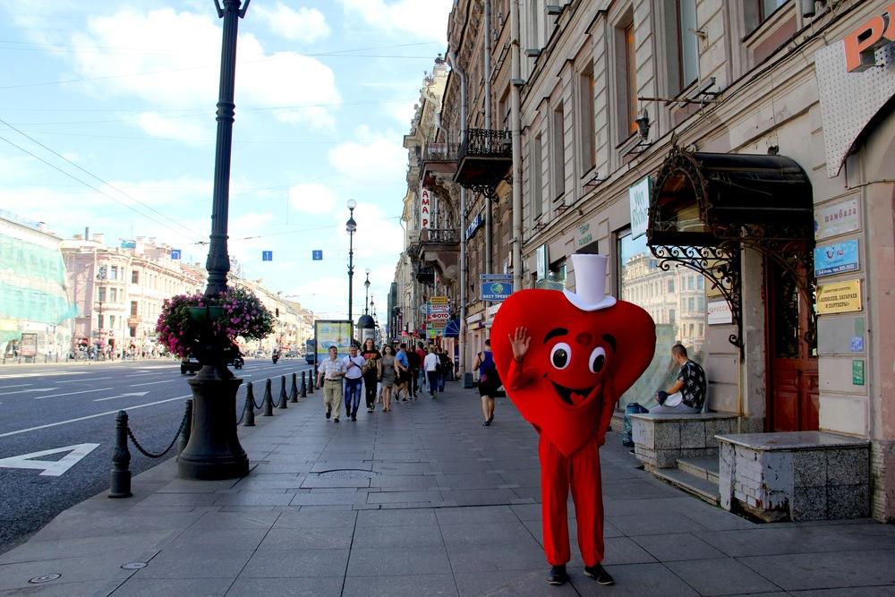 Nevsky Avenue, St. Petersburg