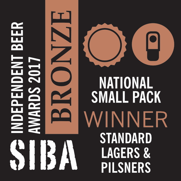 SIBA Regional 2017 Small Pack Standard Lager BRONZE.png