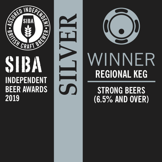 2019 Regional Keg Pump Clip Silver_Strong Beers (6.5% and over).png