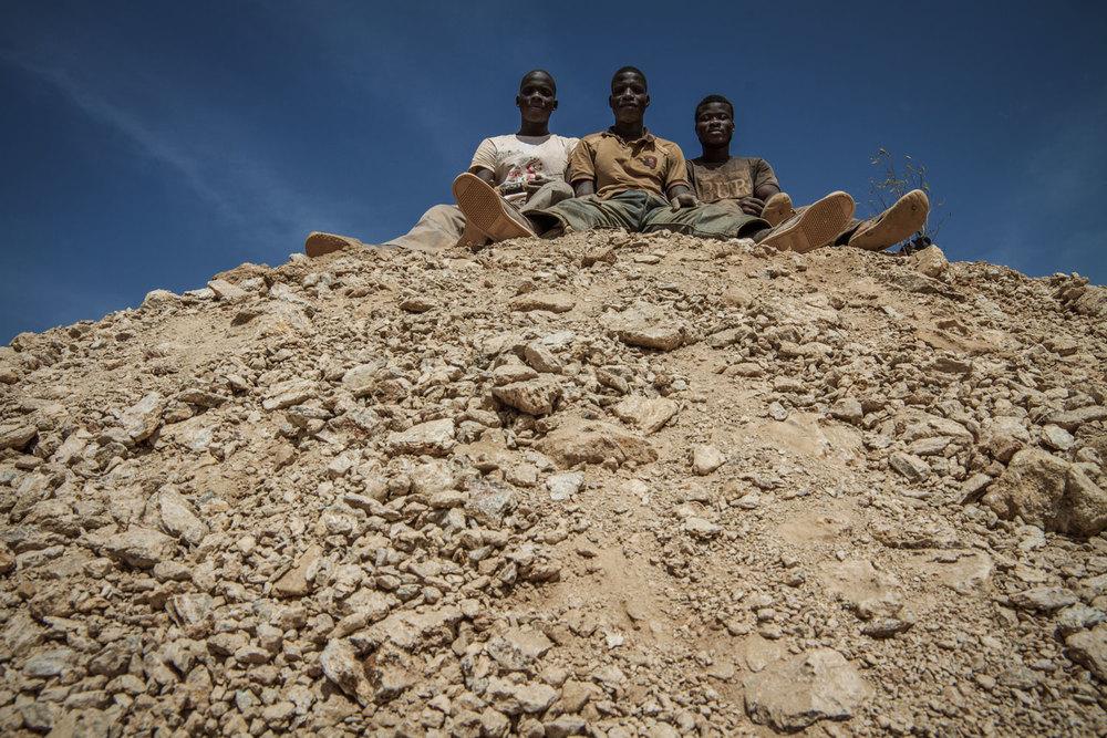 Burkinabé Gold Miners - 2015