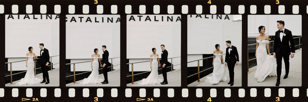 Tracey & Christopher // Catalina, Rose Bay