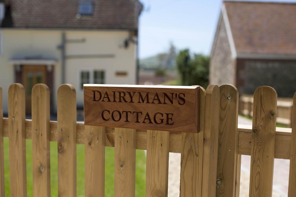 The Dairyman's Cottage