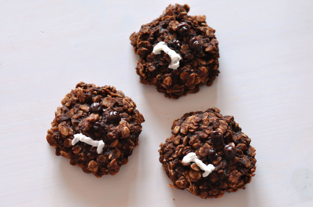 Healthy Star Wars Wookie Cookies | Shiny Happy Bright