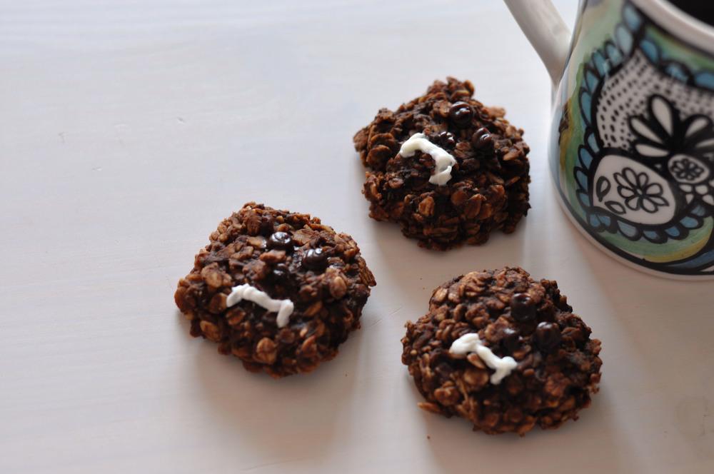 Healthy Wookie Cookies | Shiny Happy Bright