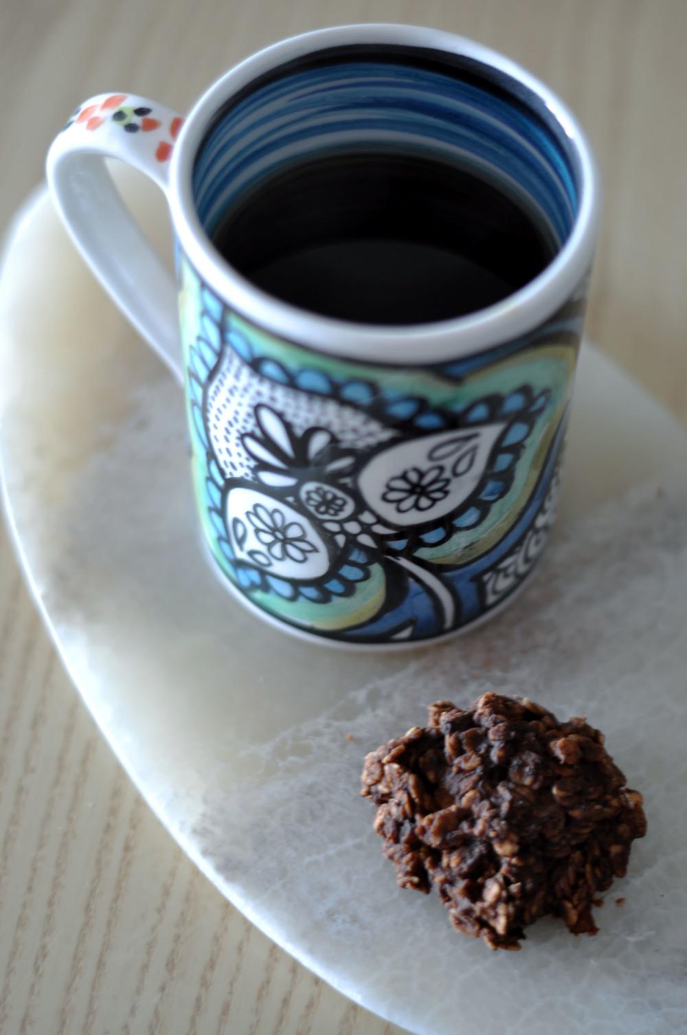 Healthy Cacao Cookie | Shiny Happy Bright
