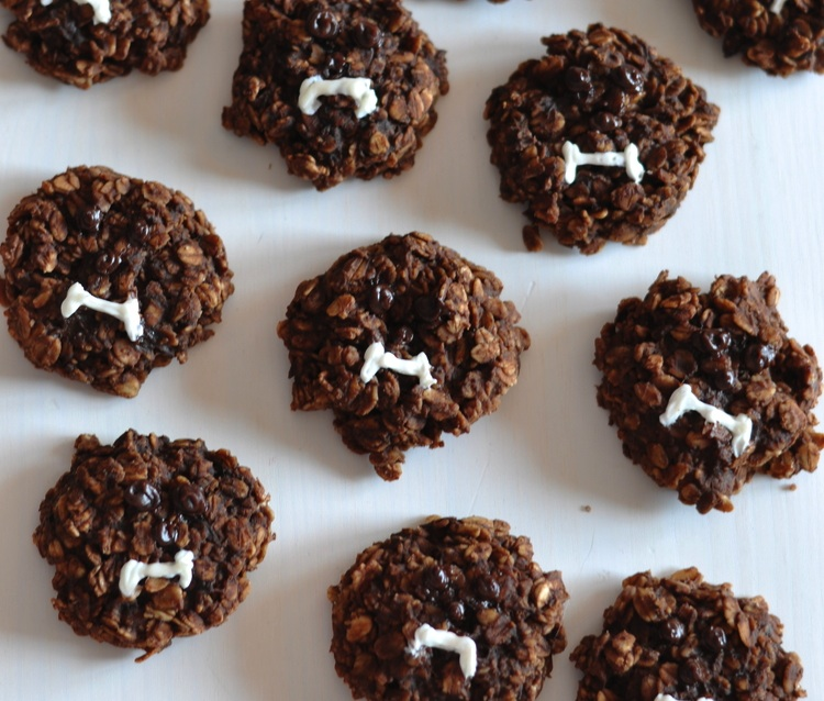 Healthy Wookie Cookies | Shiny Happy Bright