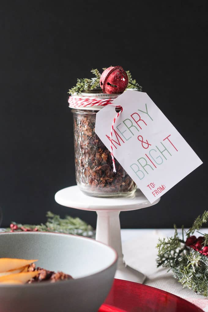 10 Gorgeous DIY Food Gifts for Christmas - This Healthy Table