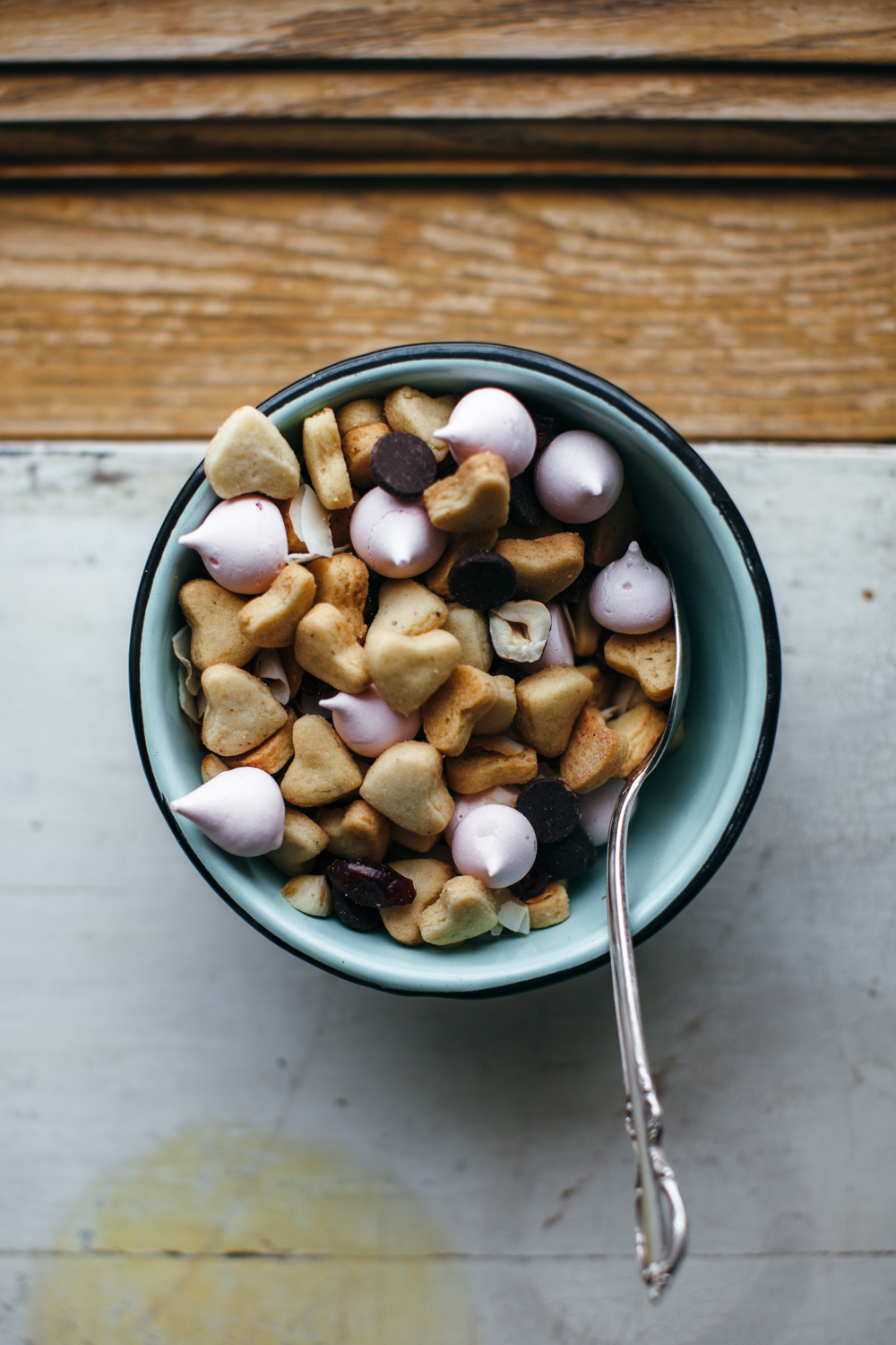 Hazelnut Sugar Cookie Cereal from My Name is Yeh. Get the recipe here. -