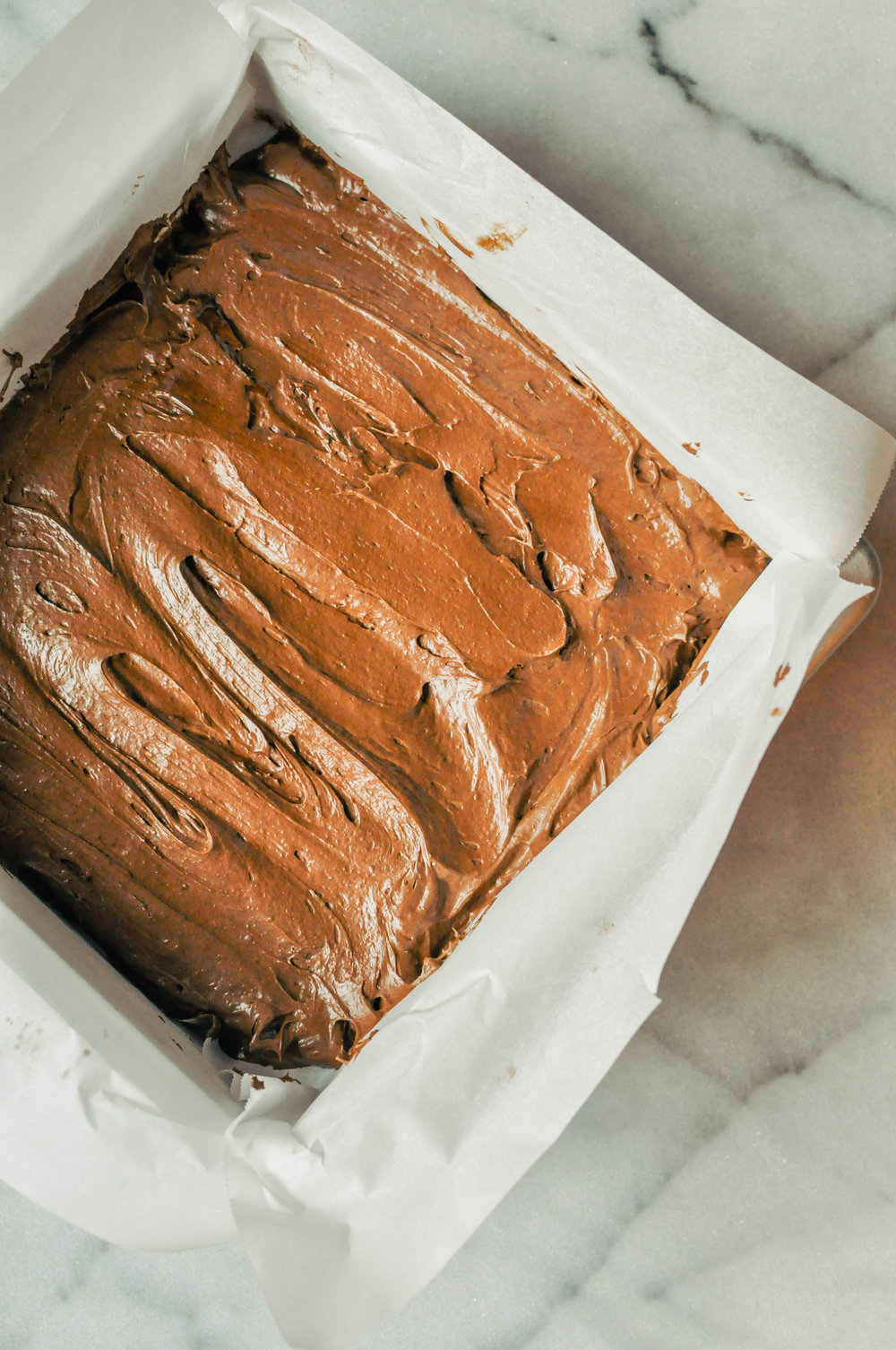 These decadent (but healthier!) tahini brownies are absolutely delicious! They're incredibly rich. (Gluten Free)