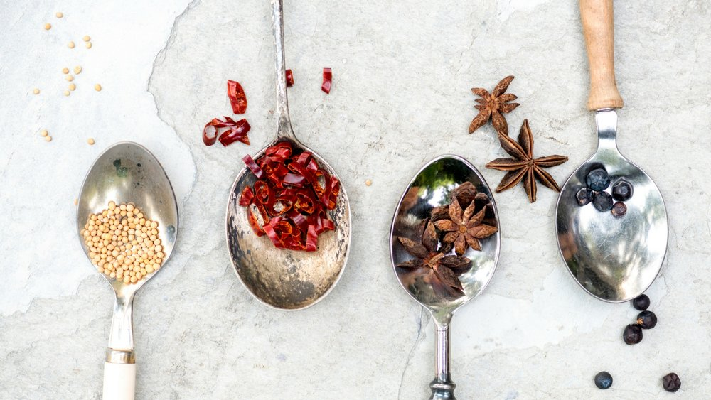 Spice Guides from This Healthy Tables
