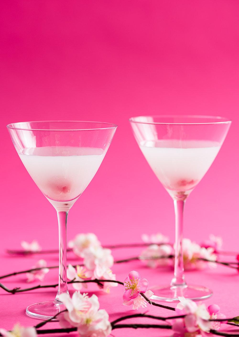 From Japan - The Wabi Sabi Cocktail (recipe from Nomageddon) -