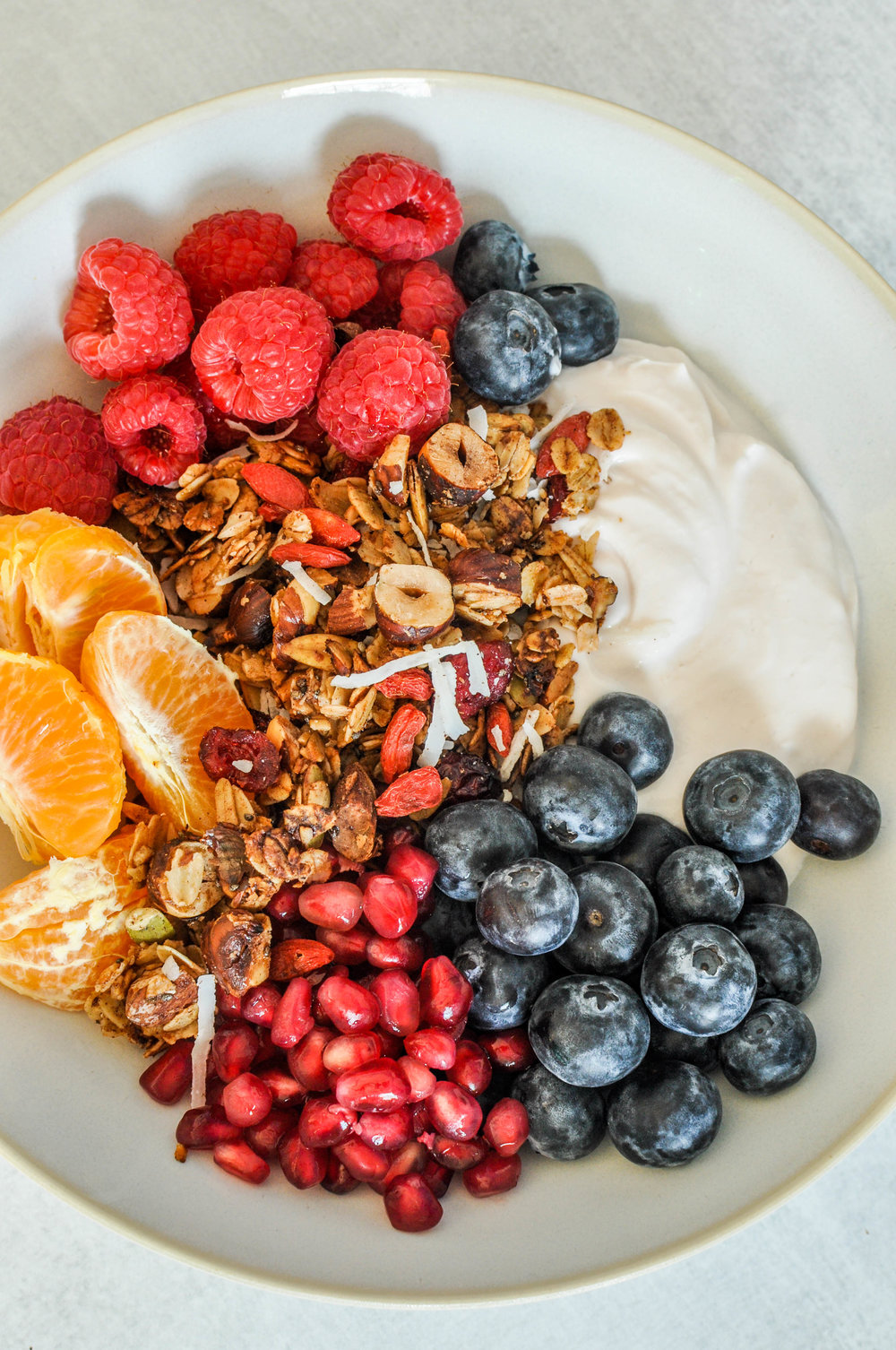 Best Ever Homemade Granola Recipe. This delicious granola recipe is a healthier, homemade version of a delicious breakfast treat.