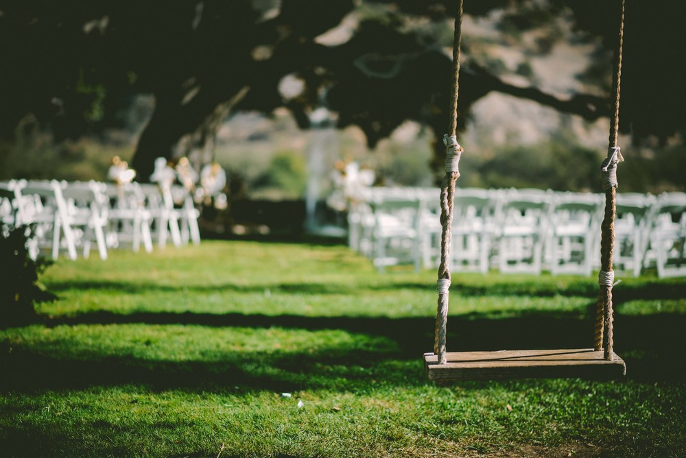 Wedding Swing. Download a free example of a wedding day running order.