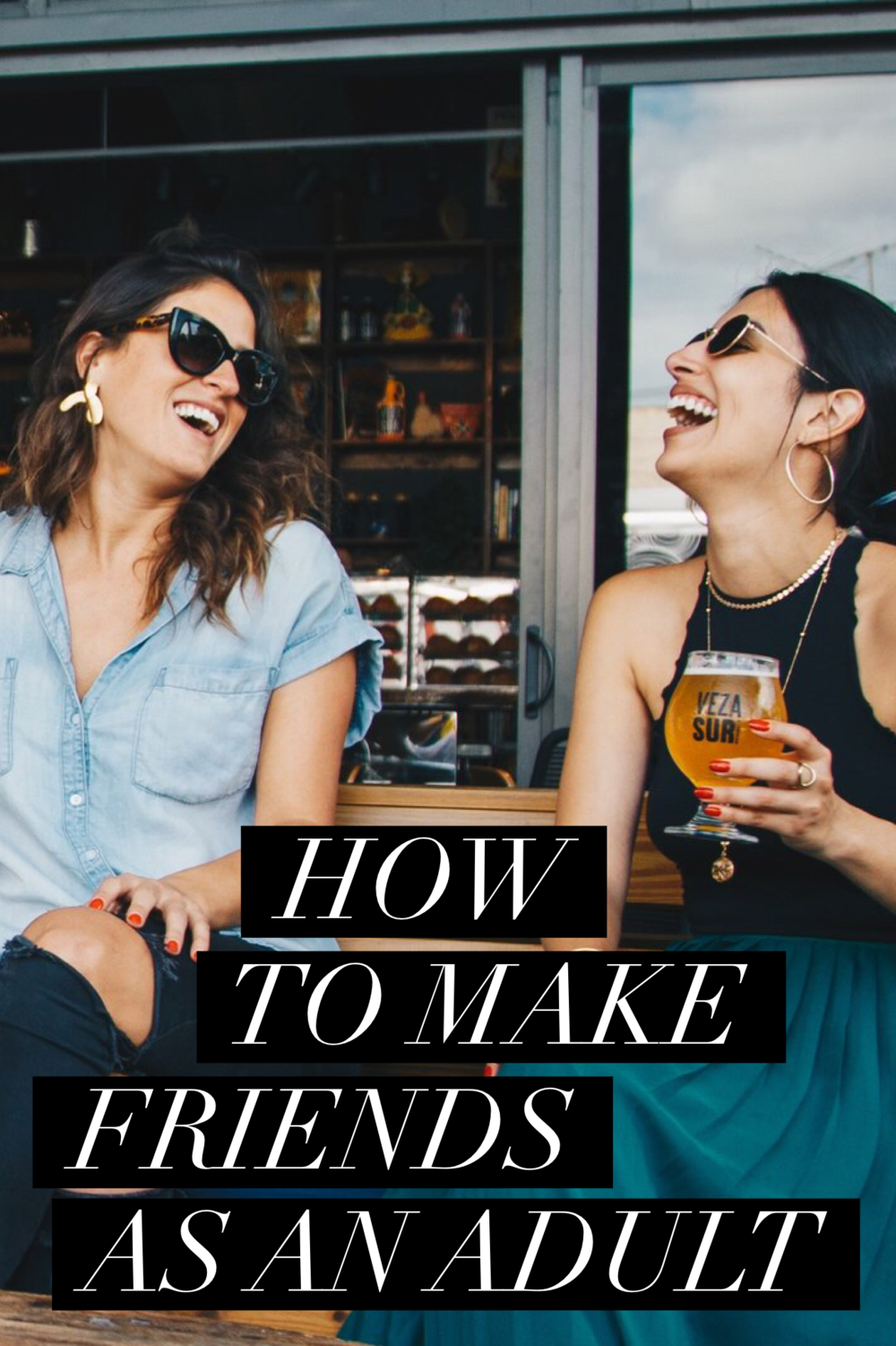 How to Make Friends as an Adult. Easy tips to finding friends, reaching out to them, and keeping in touch.
