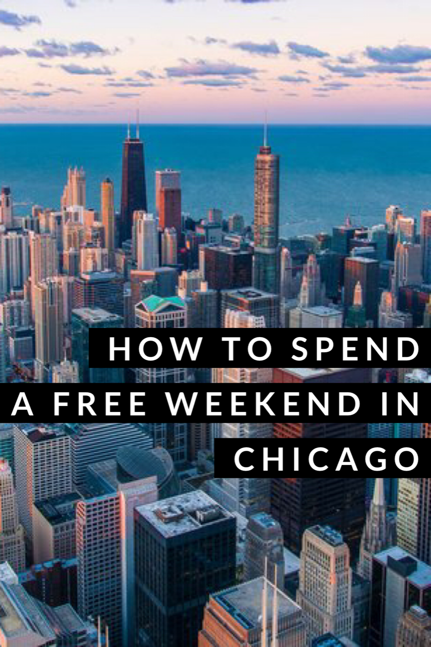 A Guide to Spending a Free Weekend in Chicago. The city of Chicago is a beautiful place to visit (or live)! It can be expensive to visit all the iconic museums and restaurants, but there are lots of free things to do in the city.