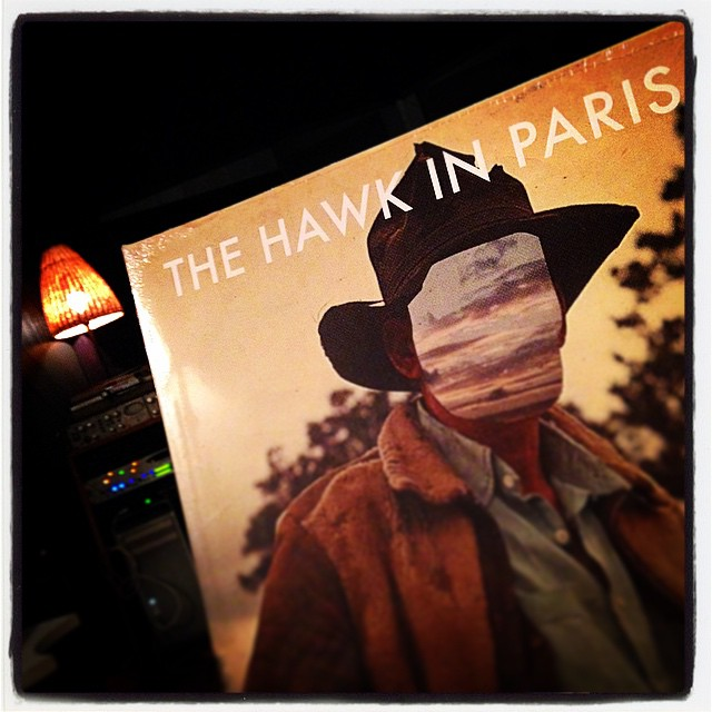 New music from @TheHawkInParis coming early next year. #InTheStudio