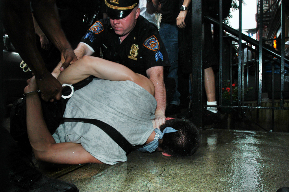 Arrest, New York City