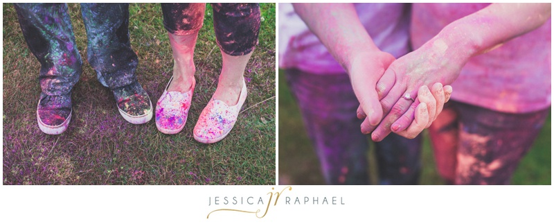 sutton-park-engagement-shoot-powder-paint-wars-jessica-raphael-photography