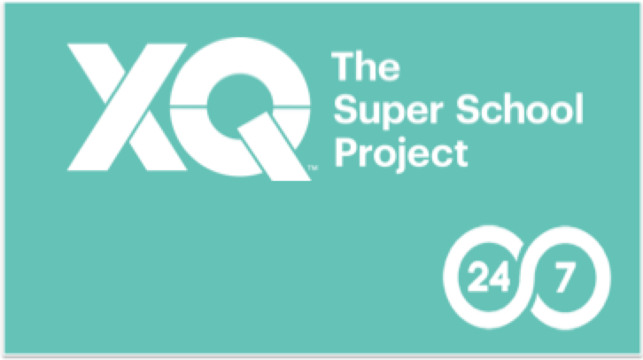 A PROUD FINALIST OF THE XQ SUPER SCHOOL PROJECT!