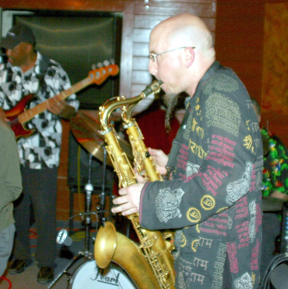 Jeff Coffin, 2008