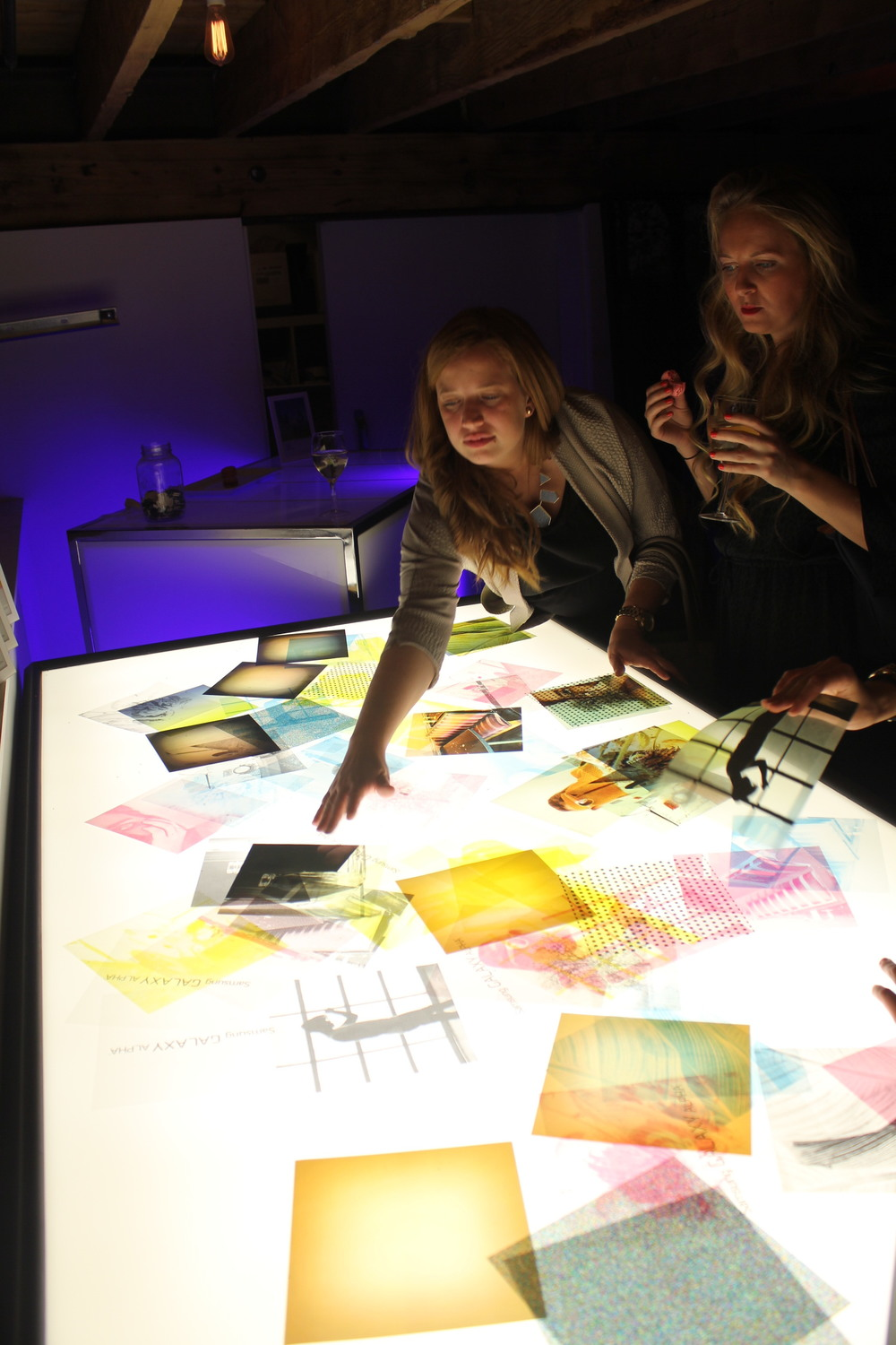 Huge Light Table