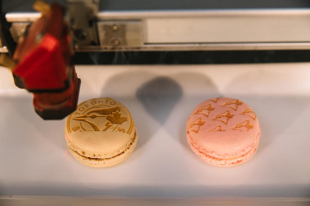 Laser Cut Cookies