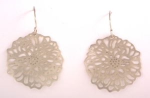 Said earrings, by Lauren Hanham