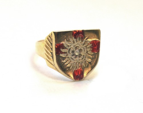 Commemorative Verona ring