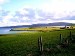 Near Stromness, Orkeny