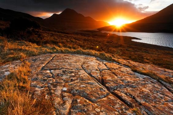 Highland Dawn, 565